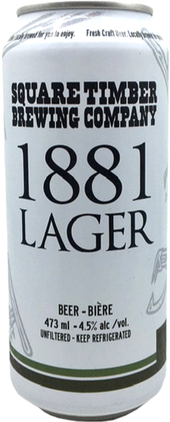 1881 Lager